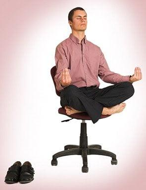 Pozitia pentru meditatie, Foto: optimumperformancetechnologies.blogspot.ro