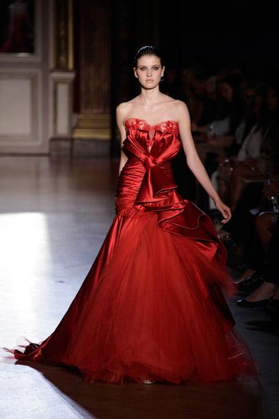 Rochie eleganta, Creatie Zuhair Murad, Foto: smartologie.com