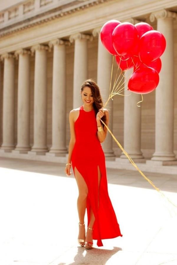 Rochie pentru Valentines Day, Foto: fashioncognoscente.blogspot.ro