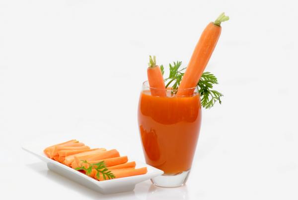 Sucul de morcovi, Foto: blog.nownews.com