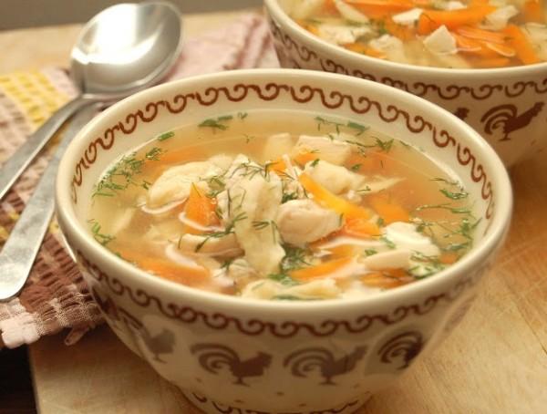 Supa de pui, Foto: eating-properly.blogspot.ro