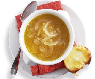 Supa din ceapa, Foto: tourdumondesaveurslolo.blogspot.com