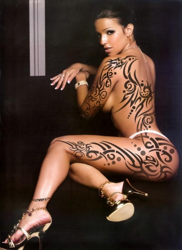 Tatuaj pentru corp, Foto: celebritieshotwallpapers.blogspot.ro