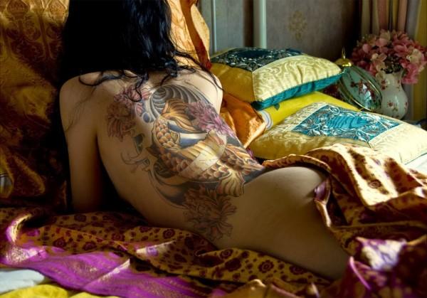 Tatuaj pentru spate, Foto: celebritieshotwallpapers.blogspot.ro