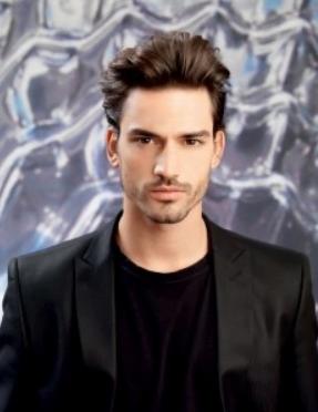 Tunsoare eleganta pentru barbati, Foto: pokaz-mod.ru