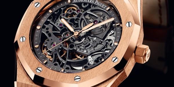 Ceas din otel inoxidabil si aur, Foto: fashionchip.com