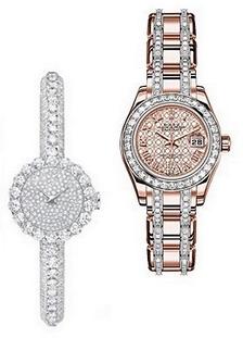 Ceas la moda in primavara anului 2014, creatie Dior, Rolex, Foto: springsummerfashiontrends.com