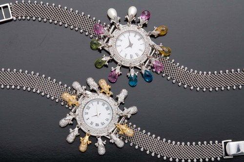Ceas pentru tinere fete, Foto: fashiontrends11.blogspot.ro