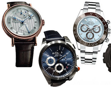 Ceasuri pentru barbati, marca Breguet, Dior, Rolex, Foto: springsummerfashiontrends.com