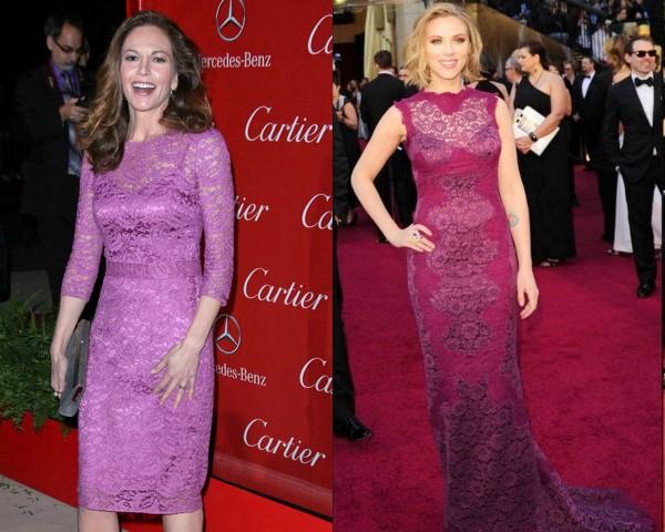 Celebritatile au impresionat pe covorul rosua prin rochii elegante in culoarea anului 2014, Foto: conspiredbyfashion.files.wordpress.com