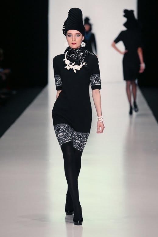 Combinatii de alb si negru mereu la moda, Foto: roo7iraq.com