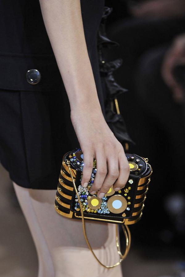 Geanta Emanuel Ungaro, Foto: fashionologie.com