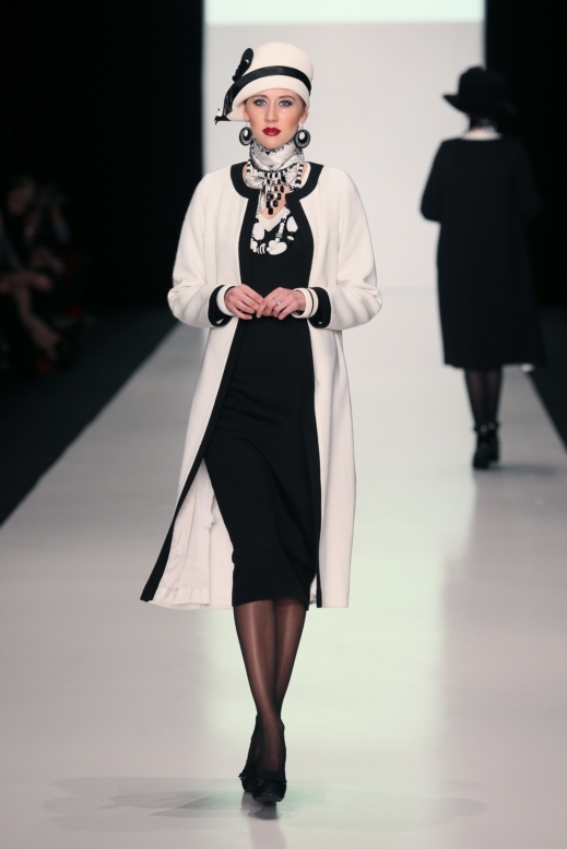 Moda in alb-negru, Foto: roo7iraq.com