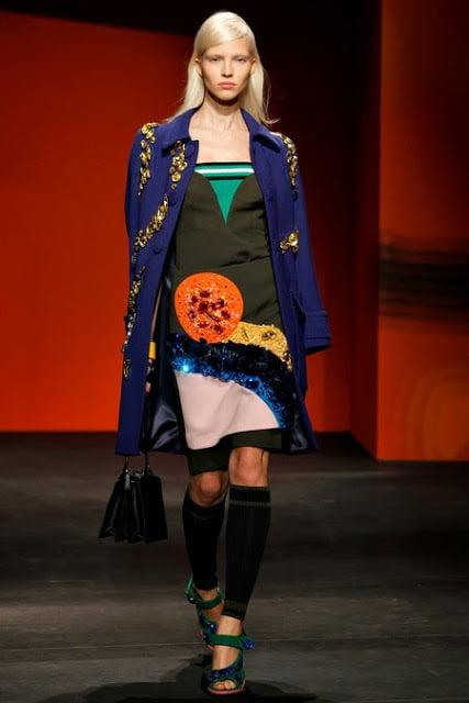 Moda in primavara acestui an, Prada, Foto: lamaisonsartoriedamber.blogspot.ro