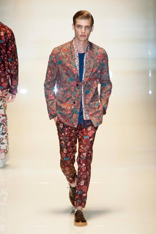 Moda in primavara anului 2014, creatie Gucci, Foto: stylediary1.blogspot.ro