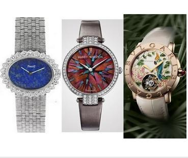 Model de ceas Piaget, Harry Winston, Bvlgary, Foto: springsummerfashiontrends.com