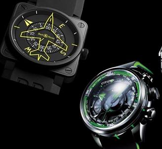 Modele noi de ceasuri pentru barbati, marca Bell & Ross, Citizen, Foto: springsummerfashiontrends.com
