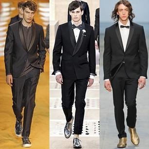 Sacouri elegante pentru barbati, marca Fendi, Louis Vuitton, Foto: springsummerfashiontrends.com