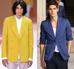 Sacouri lungi pentru barnati, marca Paul Smith, Hermès, Foto: springsummerfashiontrends.com