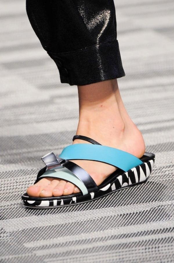 Sandale Missoni, Foto: yiyunw.com