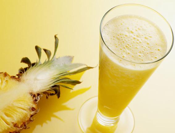 Sucul de ananas, Foto: foodfruit.blogspot.ro