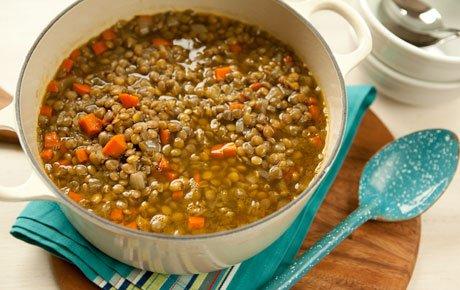 Supa de linte, Foto: eatwhatyougrow.blogspot.ro
