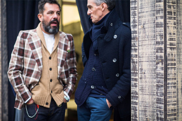 Tendintele modei la barbati in 2014, Foto: at.yoka.com