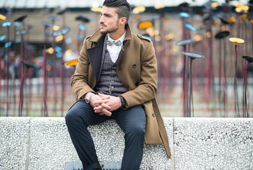 Tinuta pentru barbati eleganti, Foto: cnxz.cn