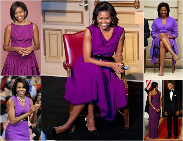 Vestimentatie eleganta la Michelle Obama, Foto: conspiredbyfashion.files.wordpress.com