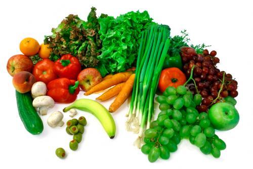 Dieta cu fructe si legume, Foto: myhealingangel.com