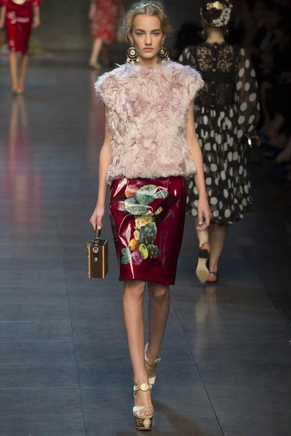Moda Dolce&Gabbana, Foto: thebestfashionblog.com