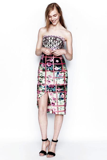 Moda in 2014, Materiale cu imprimeuri, Foto: thegossipwrapup.com