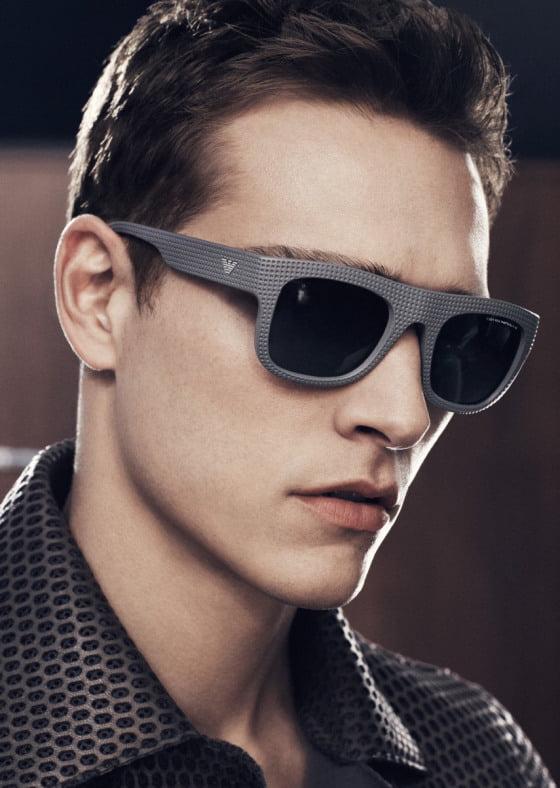Ochelari de soare Emporio Armani, Foto: wearesodroee.com