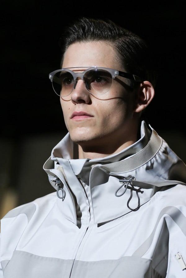 Ochelari de soare pentru barbati, creatie Gucci din 2014, Foto: thebestfashionblog.com