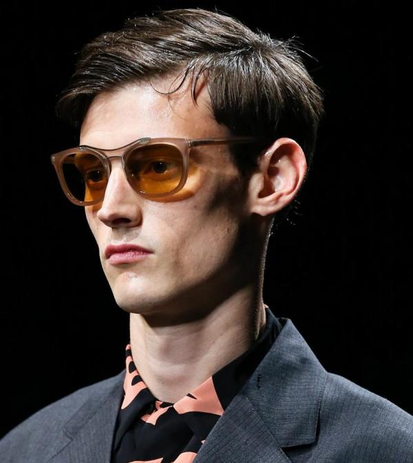 Ochelari de soare pentru barbati, creatie Prada, Foto: zoccao.blogspot.ro