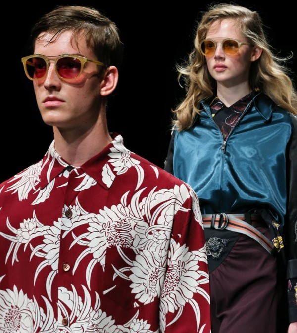Ochelari de soare pentru barbati si femei, creatie Prada, Foto: zoccao.blogspot.ro