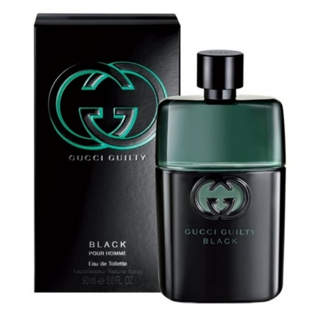 Parfum Gucci Guity Black EDT 90 ml 1
