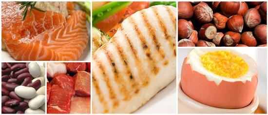 Dieta bogata in proteine, Foto: portionwise.files.wordpress.com