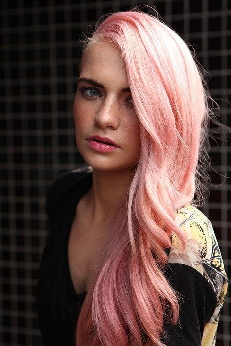 Rozul la moda si in anul 2014, Foto: thebest-hairstyles.com