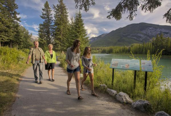 Excursie la munte, Foto: banff.ca