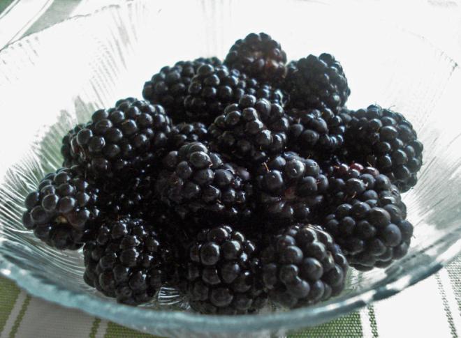 Mure, fructe de pădure