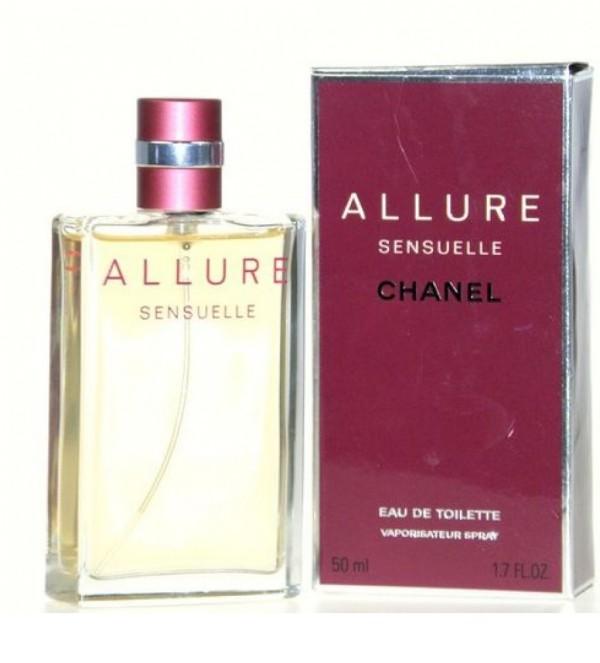 Parfum Chanel Allure Sensuelle EDT 100ml