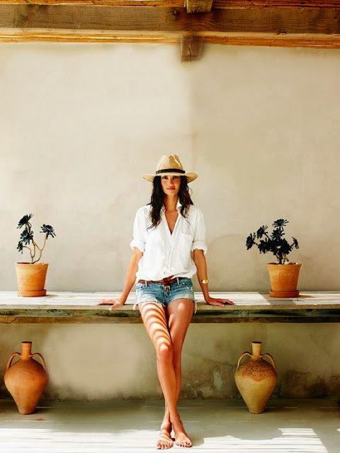 Pălărie clasică, Foto: inspiremehappy.blogspot.com