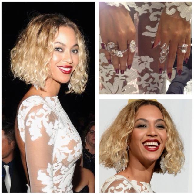 Inele glam la Beyonce, Foto: alsonjewelers.wordpress.com