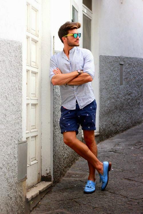 Moda în această vară, Foto: gdlmensfashion.blogspot.ro