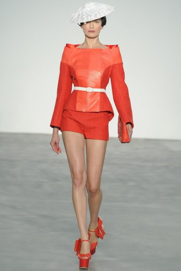 Moda în anul 2014, Foto: wwd.com