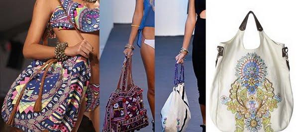 Modele orientale de genți pentru plajă, Foto: new-beautyblog.com