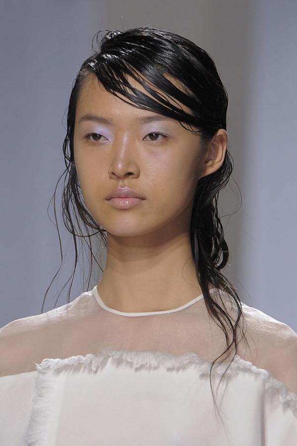 Părul umed la modă în acest an, Foto: popsugar.com.au