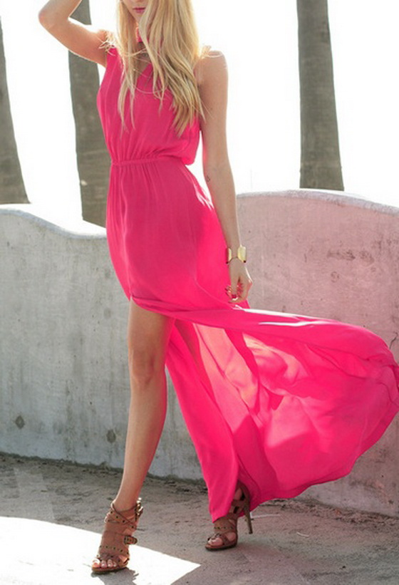 Rochie de vară, Foto: fashion-stylegirls.blogspot.ro
