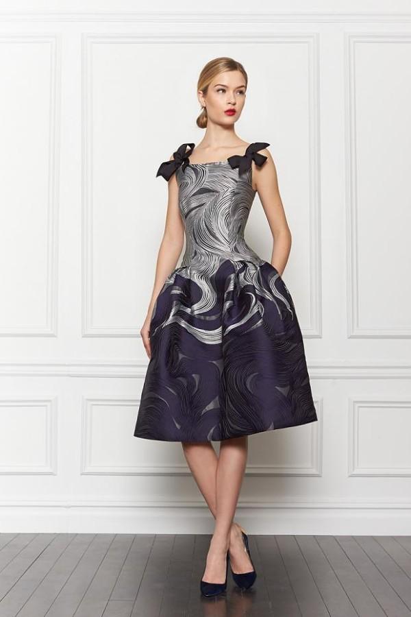 Rochie frumoasă creată de Carolina Herrera, Foto: fashionising.com